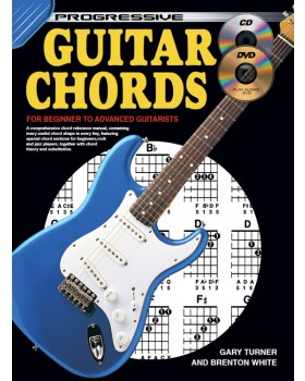 Progressive Guitar Chords - Teach Yourself How to Play Guitar