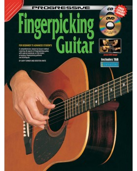 Progressive Fingerpicking Guitar - Teach Yourself How to Play Guitar