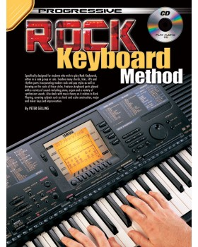 Progressive Rock Keyboard Method - Teach Yourself How to Play Keyboard