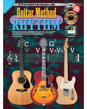 Progressive Guitar Method - Rhythm - Teach Yourself How to Play Guitar