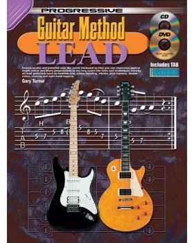 Progressive Guitar Method - Lead - Teach Yourself How to Play Guitar