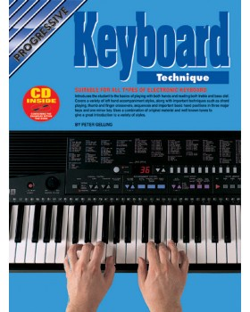 Progressive Keyboard Technique - Teach Yourself How to Play Keyboard