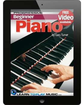 Piano Lessons for Beginners - Teach Yourself How to Play Piano (Free Video Available)