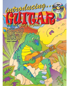 Introducing Guitar for the Young Beginner - Teach Yourself How to Play Guitar