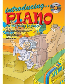 Introducing Piano for the Young Beginner - Teach Yourself How to Play Piano