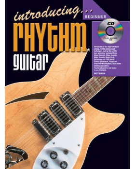 Introducing Rhythm Guitar - Teach Yourself How to Play Guitar