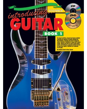 Introducing Guitar - Book 1 - Teach Yourself How to Play Guitar
