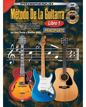Progresivo Método De La Guitarra - Aprender a tocar Guitarra