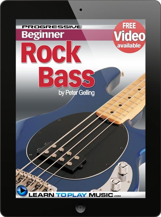 how to play bass rock bass guitar lessons. Black Bedroom Furniture Sets. Home Design Ideas