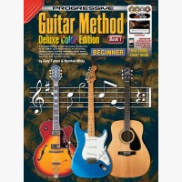 Progressive Guitar Method - Book 1 - Deluxe Color Edition
