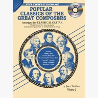 Progressive Popular Classics of the Great Composers - Volume 2