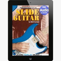 Slide Guitar Lessons for Beginners
