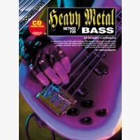 Progressive Metal Bass Method