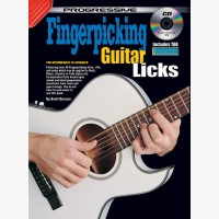 Progressive Fingerpicking Guitar Licks