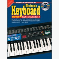Progressive Electronic Keyboard Method - Supplementary Songbook A