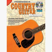 Progressive Country Guitar Method