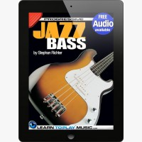 Jazz Bass Guitar Lessons for Beginners