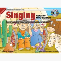 Progressive Singing Method for Young Beginners