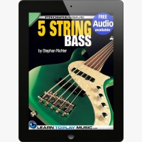 5-String Bass Guitar Lessons for Beginners