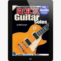 Rock Guitar Lessons - Licks and Solos