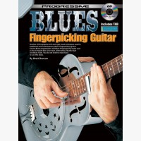 Progressive Blues Fingerpicking Guitar