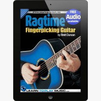 Ragtime Fingerstyle Guitar Lessons