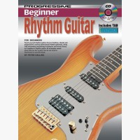 Progressive Beginner Rhythm Guitar