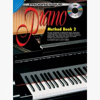 Progressive Piano Method - Book 2