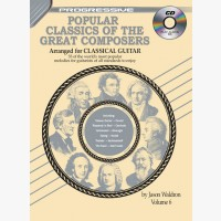 Progressive Popular Classics of the Great Composers - Volume 6