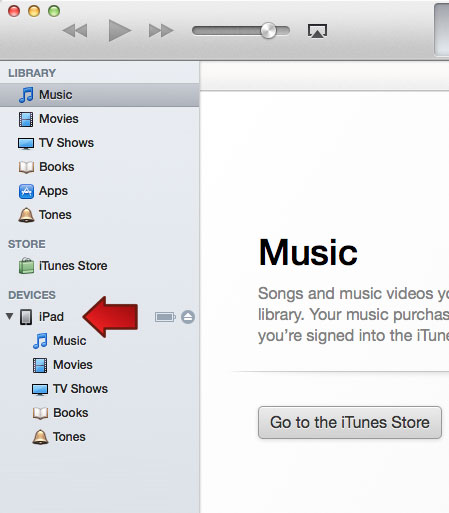 how to download itunes on ipad