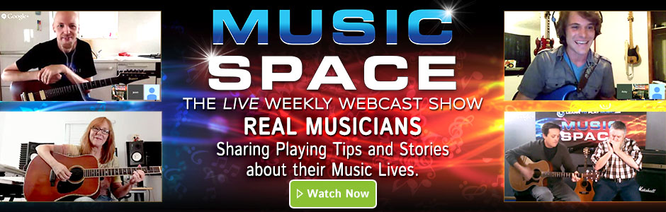 Music Space Promo Banner